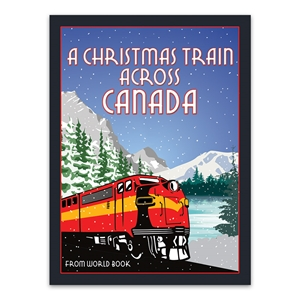 A Christmas Train Across Canada