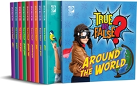 True or False? 3 fun facts, common misconceptions, high interest, world book