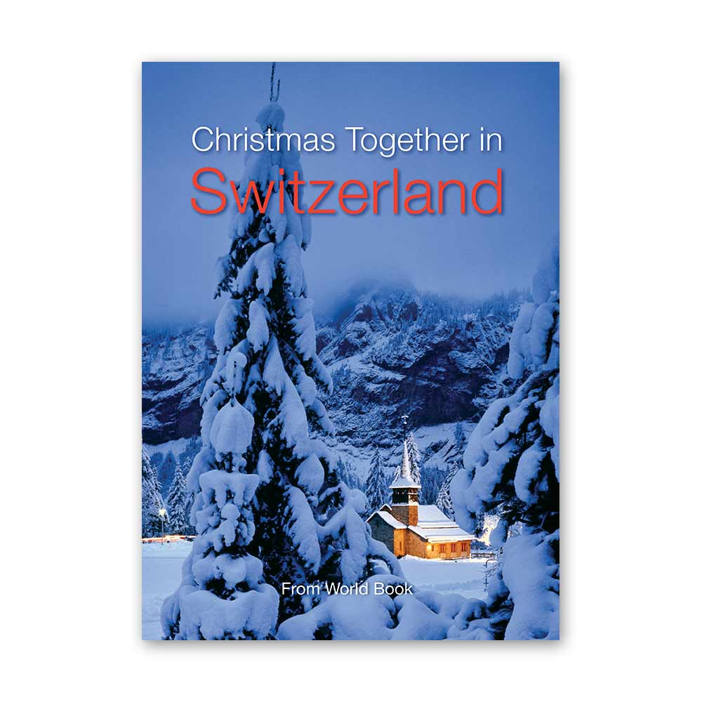 Christmas Together in Switzerland cover