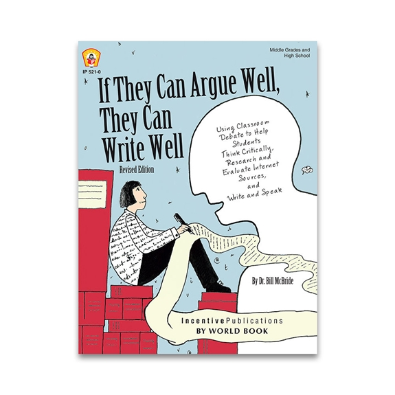 If They Can Argue Well, They Can Write Well cover