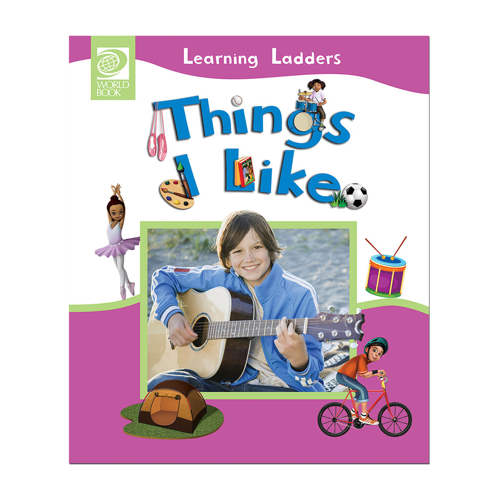 Things I Like (Learning Ladders)