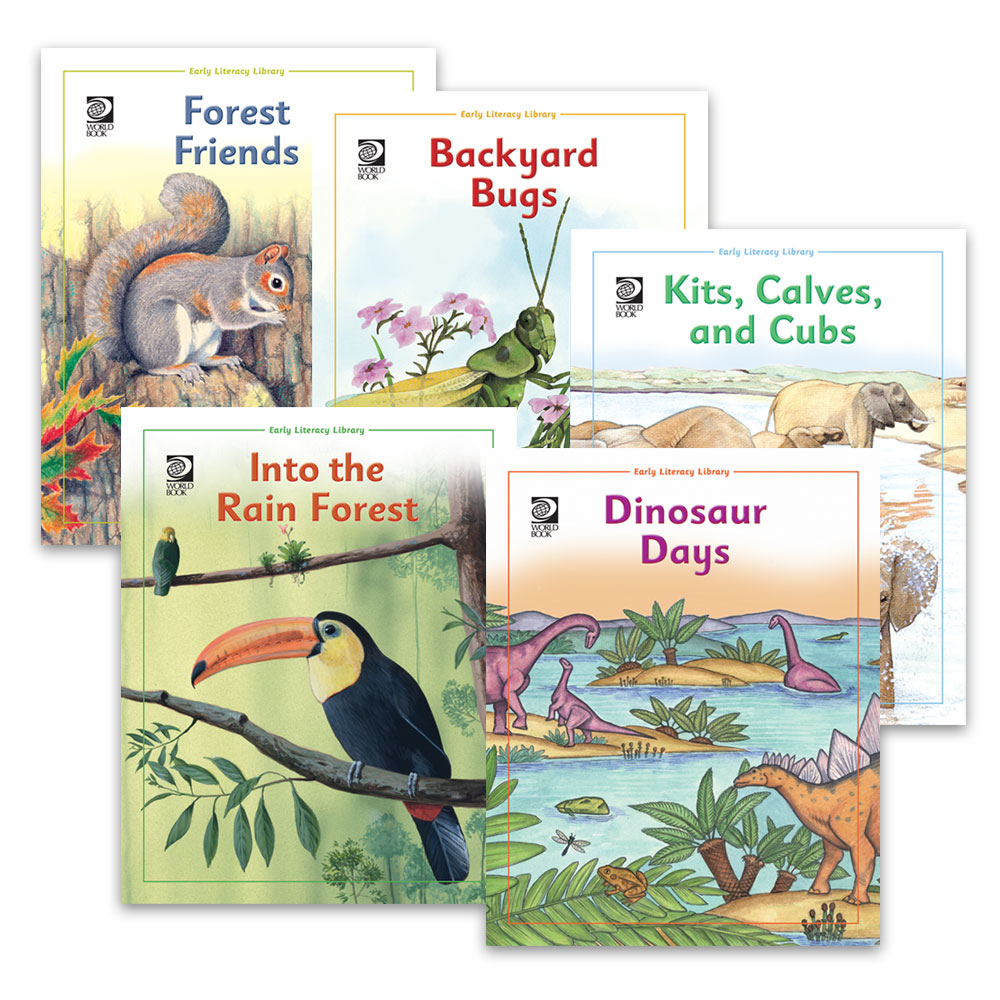 Treasure Tree Animal Pack