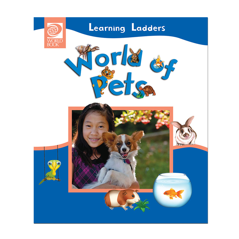 World of Pets (Learning Ladders)