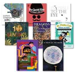Young Readers' Bundle Reading, animals, jazz, early childhood education, STEM, intro to reading
